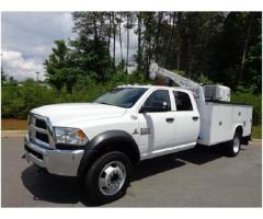 2015 RAM 5500 BUCKET TRUCK - BOOM TRUCK, UTILITY TRUCK - SERVICE TRUCK in Newton, NC